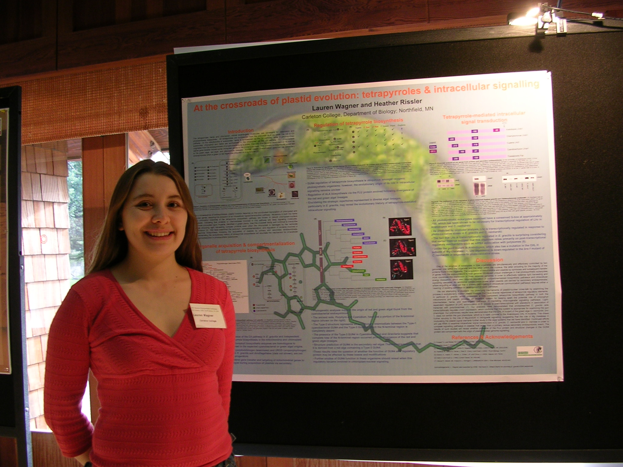 Images of Poster Presentation Lauren Wagner Poster