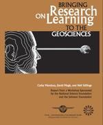 Bringing Research on Learning to the Geosciences Book Cover