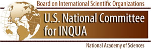Logo for the U.S. National Committee for the International Union for Quaternary Research (USNC-INQUA)