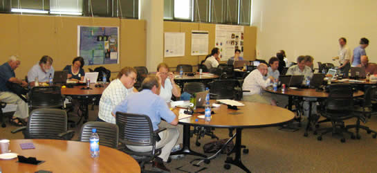 Climate Change 2010 working groups