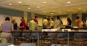 poster session, 2007 Early Career WS
