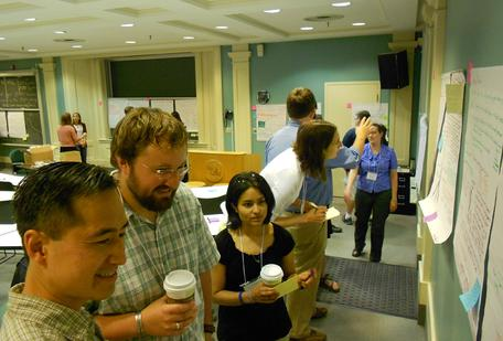 2012 Early Career workshop poster session