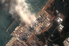 Japan power plant explosion March 2011