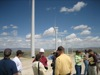 Energy field trip - Seven Mile Hill wind farm 6