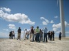Wind farm field trip discussion