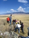 Group Shot, Field Instruction, Madison Valley, MT