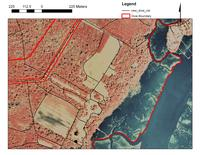 Geomorphic Analysis of Soils Aerial Image 1