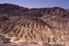 Badlands in Death Valley, CA