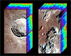 Moon mineralogy mapper