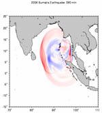 2010 Chile Earthquake Wave Height Model