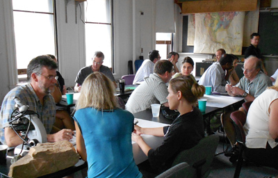 concurrent session, 2011 MPG workshop