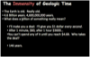 Slide 2b from Noah Fay Teaching about Time essay