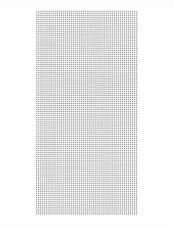 5000 Dots by Computer