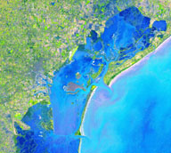ASTER image of Venice, Italy