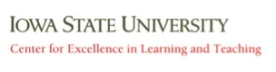 Iowa State University CELT logo