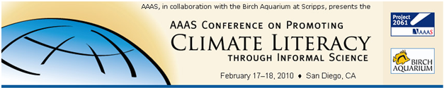 AAAS Conference Banner