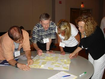 group work on curriculum design