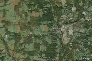 Greenville, PA: Google Earth