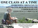 thumbnail image of a slide from the presentation: Integrating undergraduate education and research in the Northern Rockies