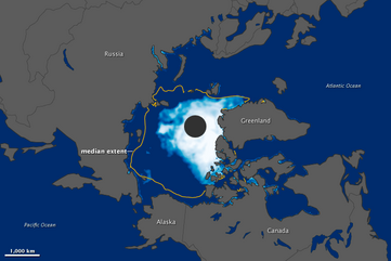 2012 Arctic Sea Ice Minimum
