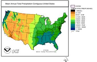 Mean Annual Precip