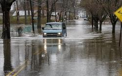 New Jersey Flooding 2010