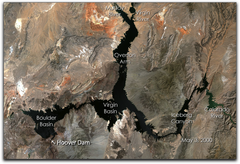 Lake Mead 2000 Labeled
