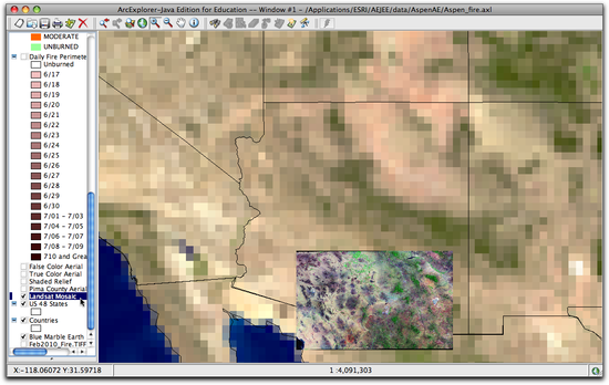 3 zoomed to AZ landsat on