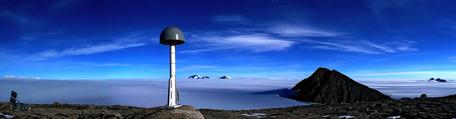 Greenland GPS Network (GNET) station