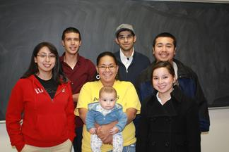 2008 LSAMP Scholarship at UNM
