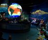 Smithsonian Sant Ocean Hall Globe 2