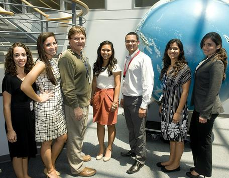 NASA Interns
