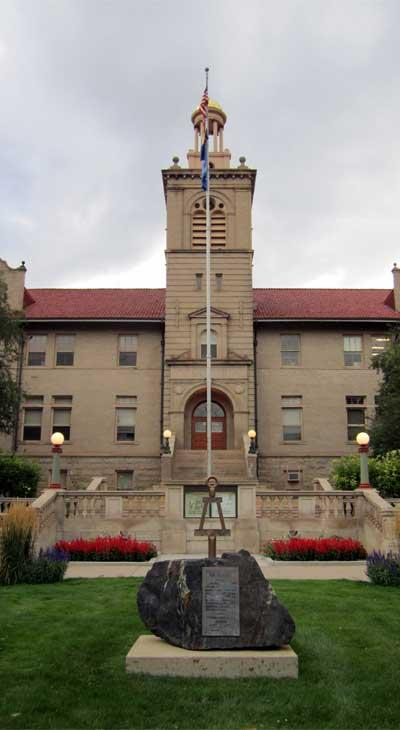 Guggenheim Hall at the Colorado School of Mines