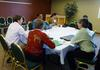 Small group discussion InTeGrate Engineering and the Geosciences workshop