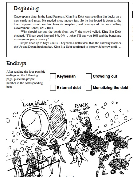 King Big Debt introduction