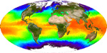 MODIS Sea Surface Temperature
