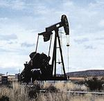 Oil Well photo from the USGS web site