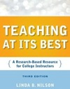 Book Cover - Nilson - Teaching at its Best