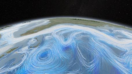 Dynamic Earth: Ocean Currents