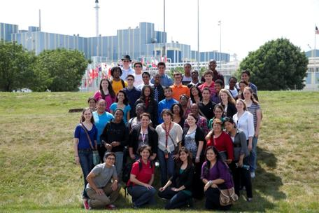 SPEED 2012 Cohort from Iowa State University