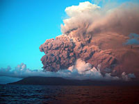 Anatahan 2003 eruption