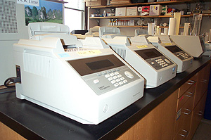 PCR machines