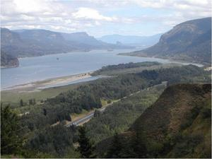 Columbia River Gorge image 1