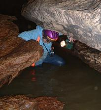 Image from IL Caverns Field Trip - K. Bower