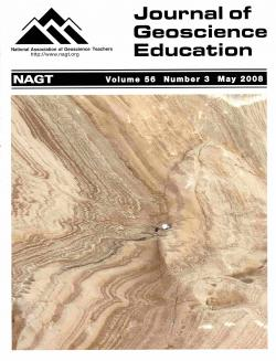 Cover of May 2008 JGE