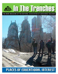 July 2011 In the Trenches Cover - small
