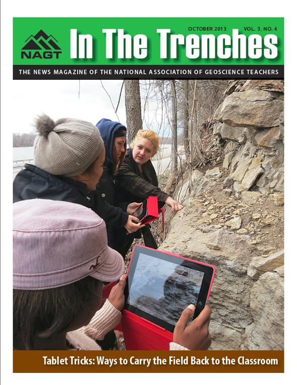 Trenches October 2013 Cover