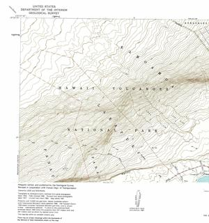 Topo map 1 of 3
