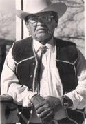 Edison Tyler of Sanostee New Mexico.