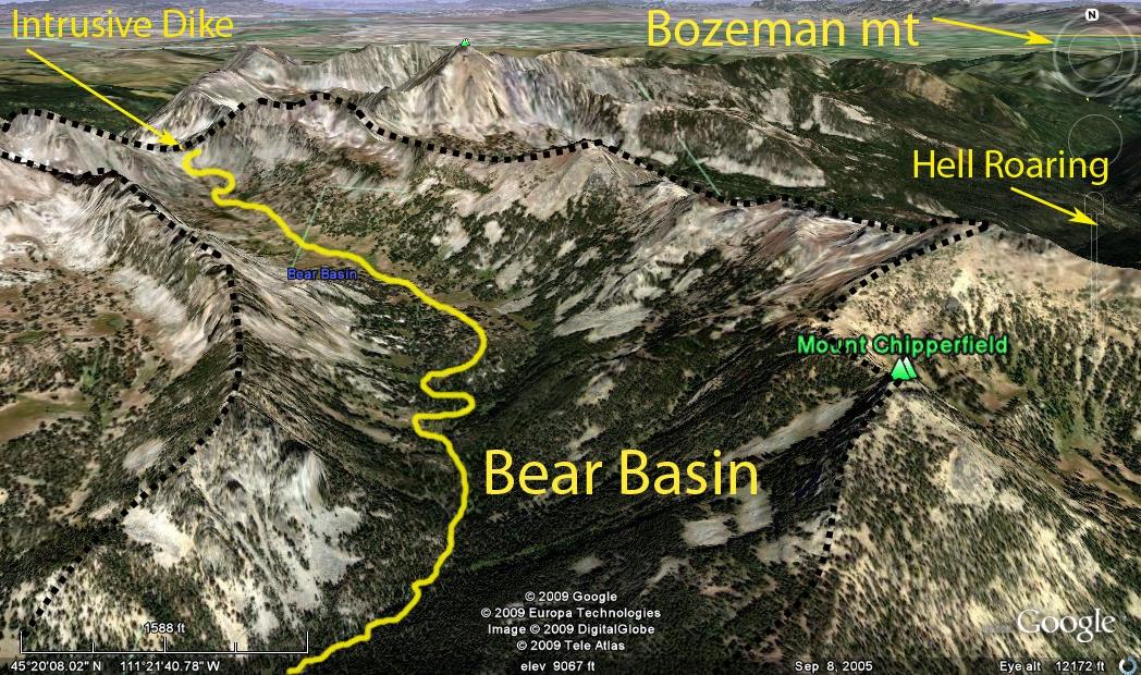elk range map with Bear Basin on Ram Falls Provincial Rec Area besides Pennsylvania furthermore Montana Links Maps also Bearpop furthermore Canadian Moose Size.